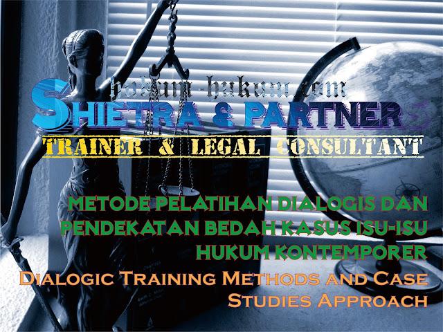 Metode Pelatihan Dialogis dan Pendekatan Bedah Kasus