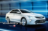 Harga New Toyota Camry Hybrid Surabaya