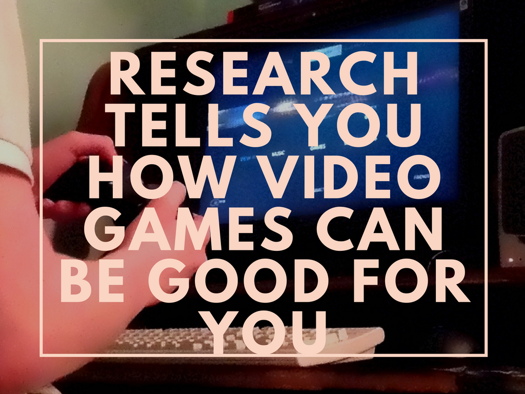 Essay on video games