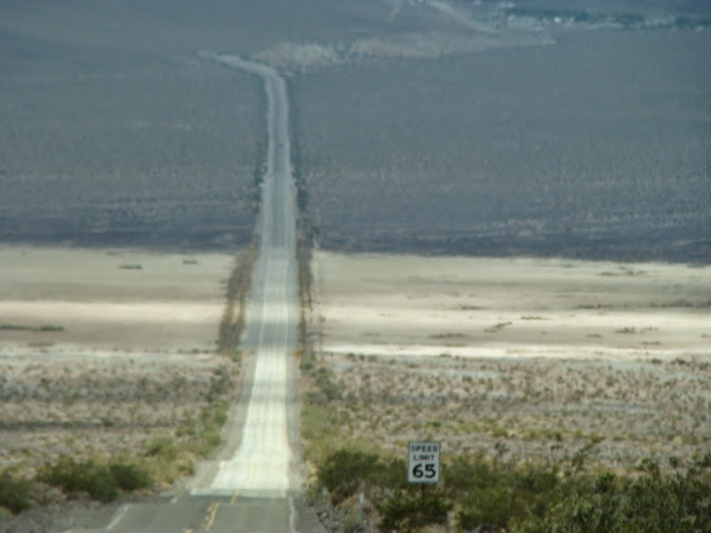 Death Valley California USA voyage