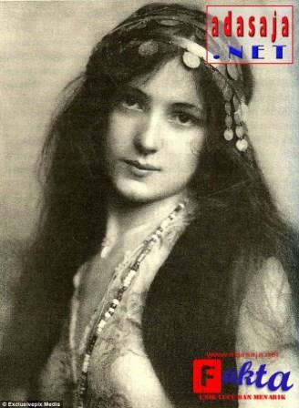 evelyn nesbit seorang model pertama kali di dunia