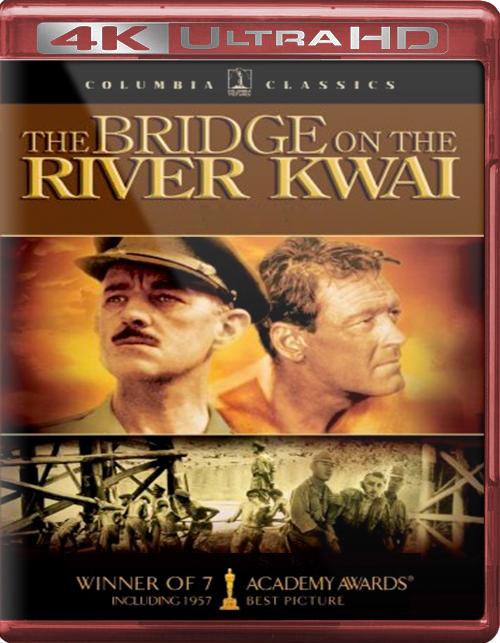 The Bridge on the River Kwai [1957] [UHD] [2160p] [Latino – Castellano]