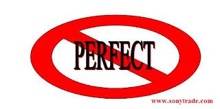 tidak ada holy grail kesempurnaan dalam trading forex saham