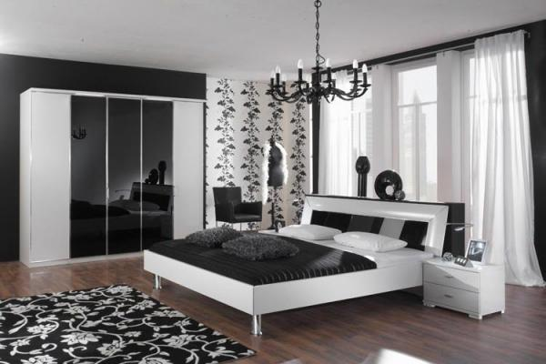black white yellow living room ideas id 233 e d 233 co chambre noir et blanc 24594