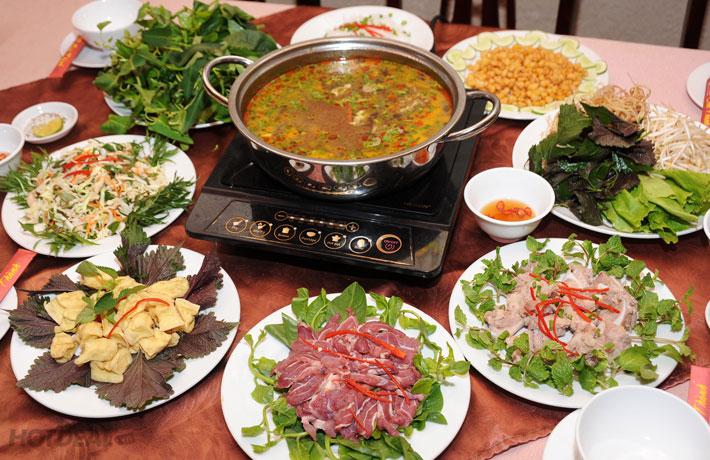 www.123nhanh.com: Chia sẻ công thức làm lẩu chả cua bắp bò bằng bếp từ