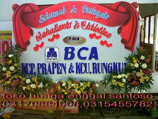 bunga papan ucapan untuk wedding