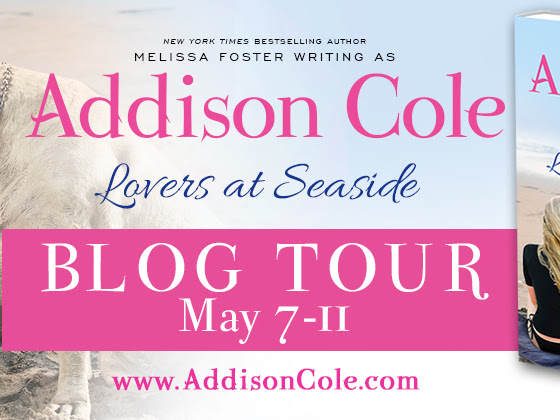 Lovers At Seaside by Addison Cole Review