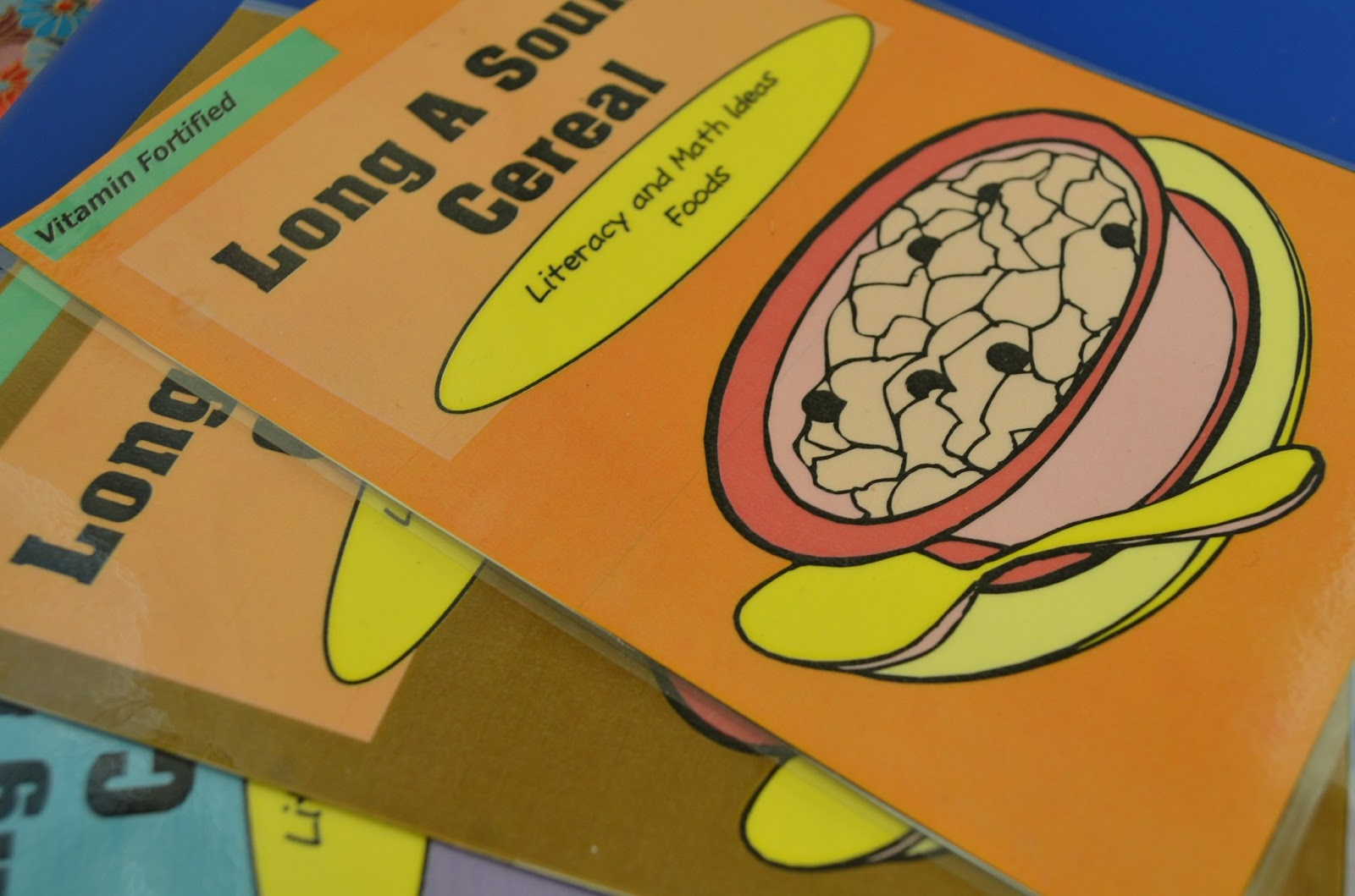 Primary Fun Learning Long Vowel Literacy Centers Reader