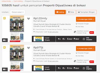 Kredit Rumah Murah di Bekasi