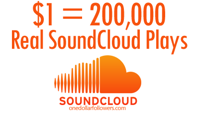 200000 SoundCloud Plays