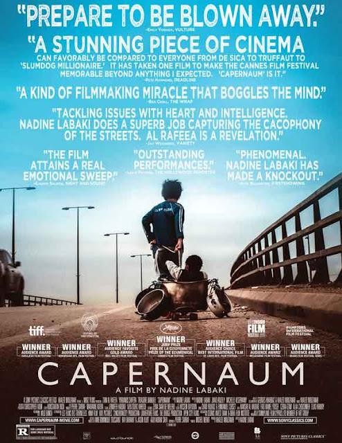 الإصدارات العالية الجودة HD في شهر مارس 2019 Mars فيلم capernaum