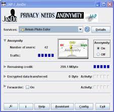 JAP(JonDo) Anon Proxy Portable
