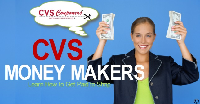 CVS MoneyMaker Deals
