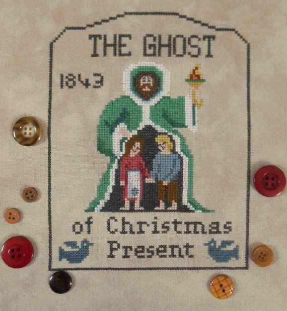 Shivers Of Delight: Cross Stitch Designs To Haunt You