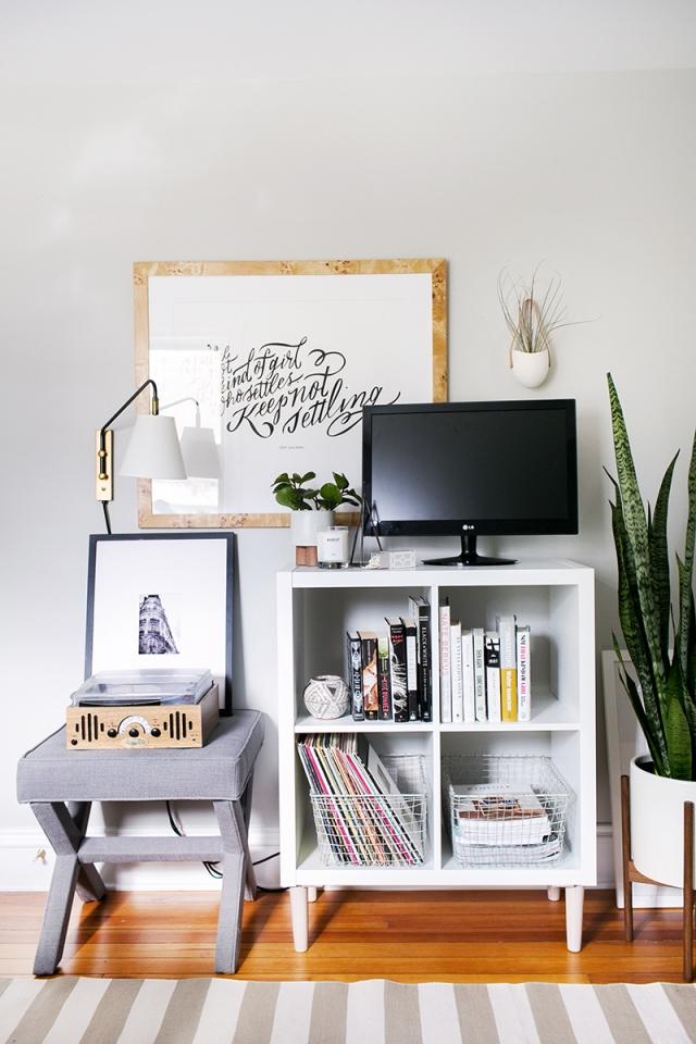 muebles auxiliares con presupuesto low cost