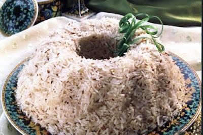 أرز بالكمون - مطبخ منال العالم
