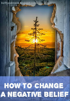 How to change a negative belief