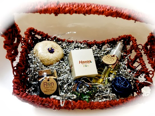 flenco christmas hamper face giveaway