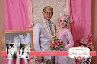Photo Booth Wedding Tangerang