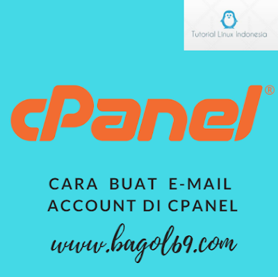 Cara  Buat  E-mail  Akun  di  Cpanel