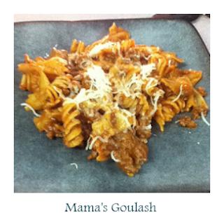 Mamas Goulash