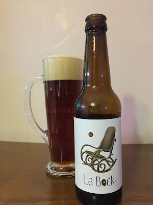 Ritual LAB - La Bock birra recensione diario birroso blog birra artigianale