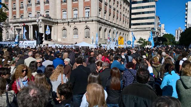 Organizaciones en defensa de los DDHH marchan este miércoles en Argentina contra ley 2×1