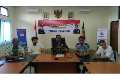 Dua Wartawan Prancis Dideportasi dari Papua