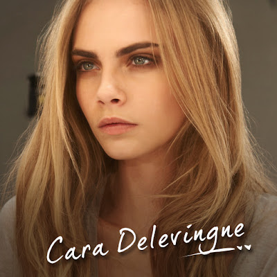 Cara Delevingne 3D live Wallpaper For Android Mobile Phone