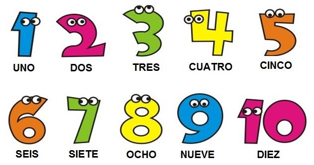 Resultado de imagem para numeros em espanhol tumblr