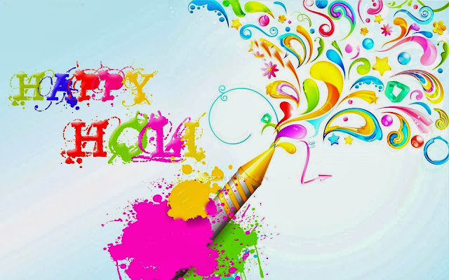 Happy Holi Greeting Message For Friends