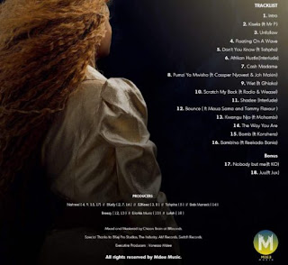 DOWNLOAD Vanessa Mdee - Bambino Ft. Reekado Banksm mp3