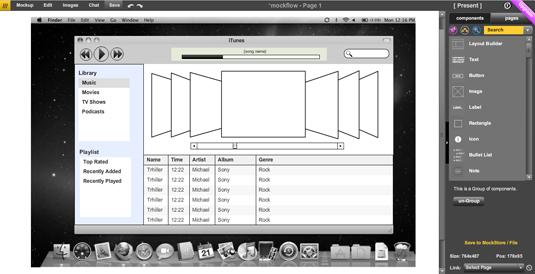 10 aplikasi wireframe mockup tools terbaik malvernweather Choice Image