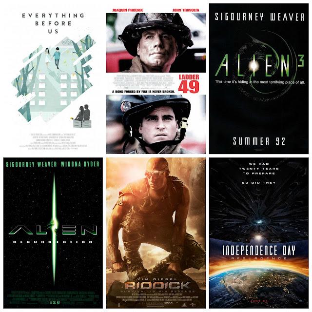 June 2016 Films