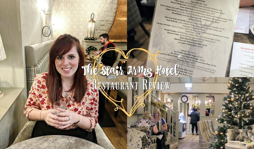 The Stair Arms Hotel - Restaurant Review