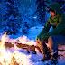 Doğada Ateş Yakma Tekniği!! (Çok Basit)