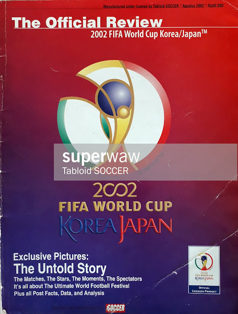 THE OFFICIAL REVIEW 2002 FIFA WORLD CUP KOREA JAPAN