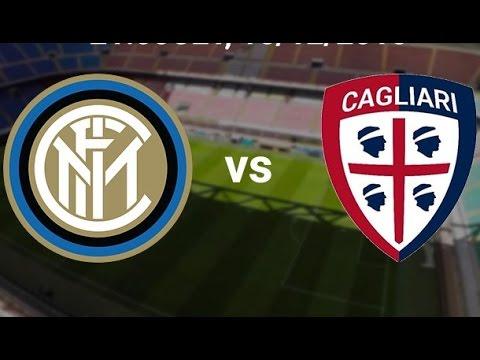 Inter Milan vs Cagliari Full Match And Highlights