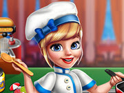 لعبة طبخ  . هل تريد امتلاك مطعم خاص بك؟
