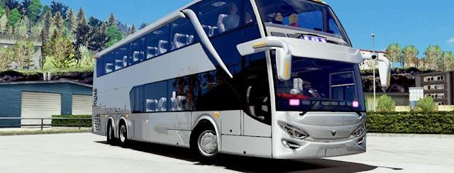 Mod ETS2 Jetbus 2 SDD Oje PeJe