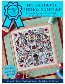My Favorite Things Sampler (BRD-120)