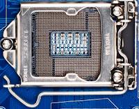 Intel socket para o processador