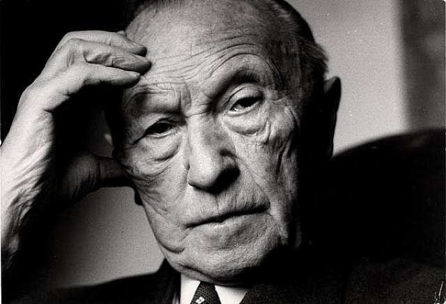 Alemania entre bastidores: Konrad Adenauer