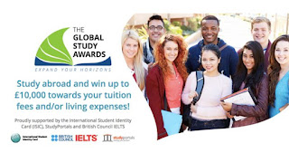 British Council IELTS Global Study Awards 2019