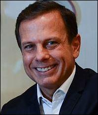 O atual prefeito de São Paulo, João Doria Júnior. Foto: Rovena Rosa da Agência Brasil