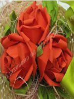 TUTORIAL GRATIS ROSA DE CARTULINA