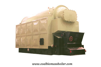 DZL SERIES coal fired steam boiler