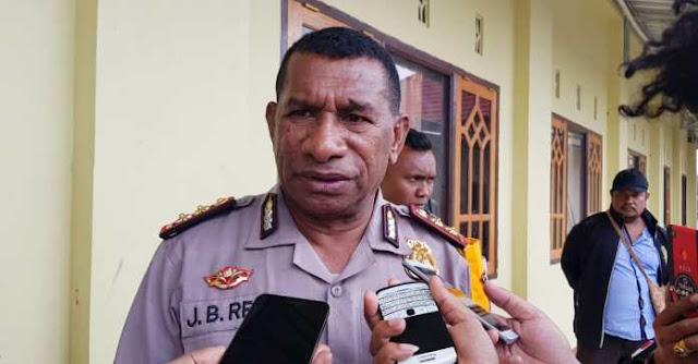 Kapolres Jayawijaya : Tembak di Tempat Pelaku Curanmor