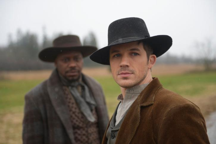 Timeless - Episode 1.12 - The Murder of Jesse James - Promo, Promotional Photos & Press Release