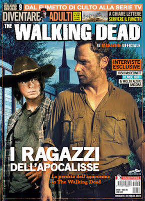 The Walking Dead Magazine #9